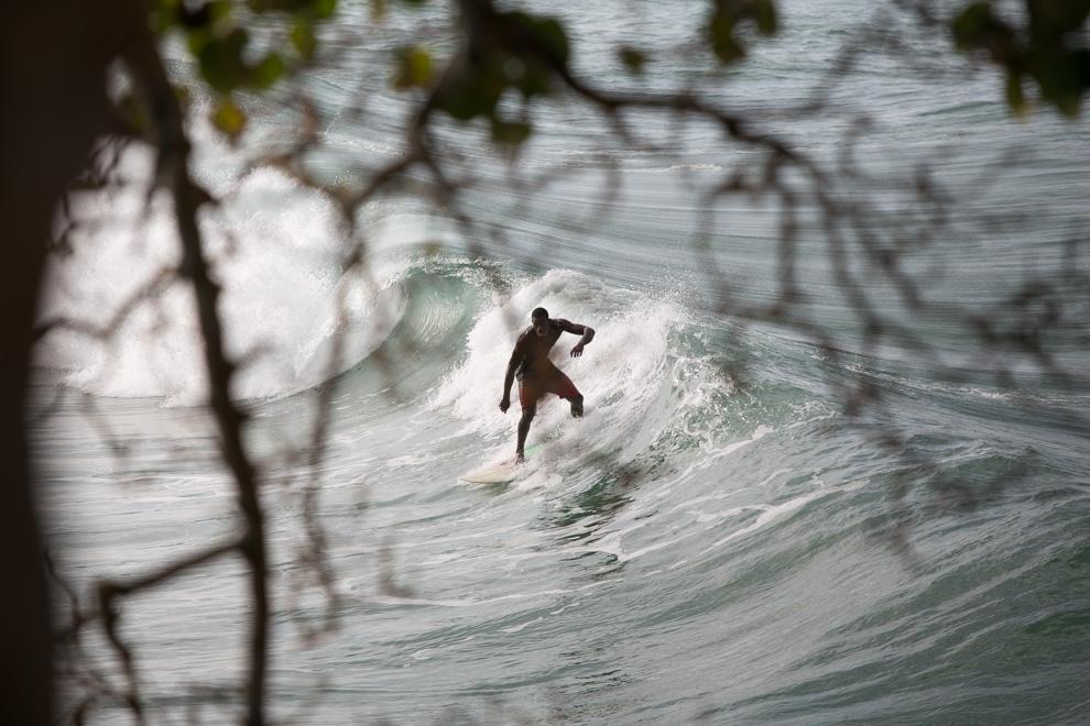 Bastimentos ofrece una gran cantidad de islas, inclusive para realizar deportes como el surf. (Tetsu Espósito)