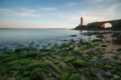 Phare du Petit Minou depuis la plage, Finistére (29) France
