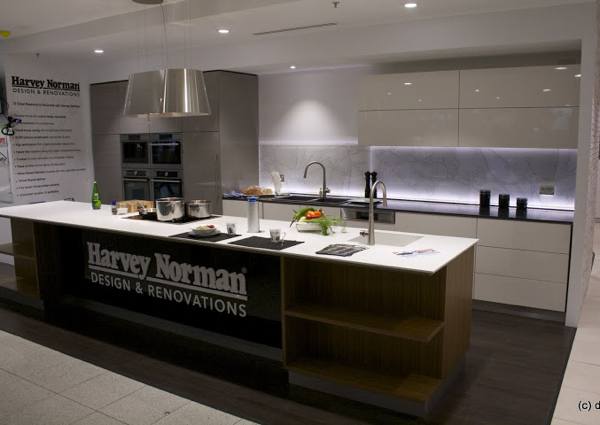 A strong rise in housing construction in the first six months of 2014 was a good signal for Harvey Norman