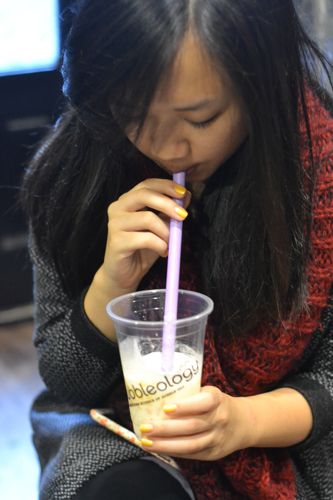 Daisybutter - UK Fashion and Lifestyle Blog: bubbleology, making bubble tea