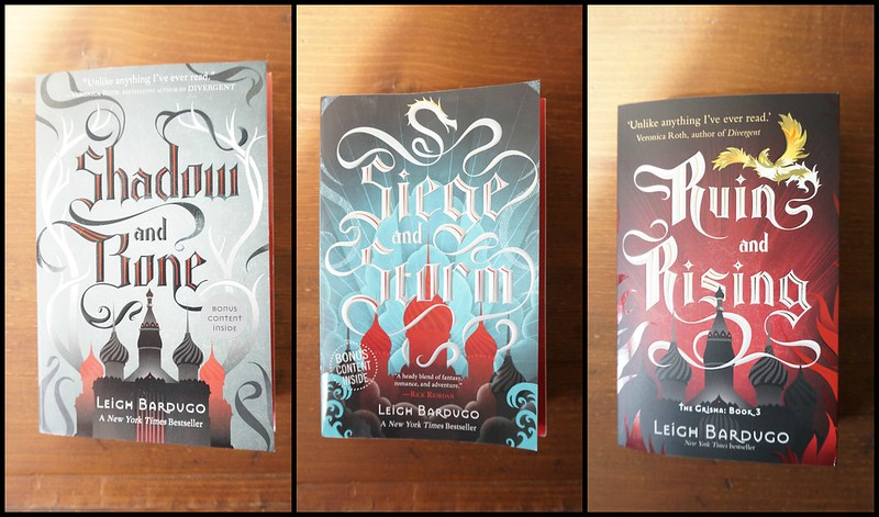 The Grisha Trilogy Review 1