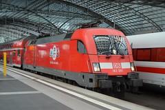 182 001 DB Regio - Berlin Hbf 01.09.14