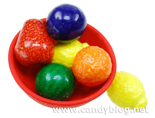 Filled Fruit Gumballs