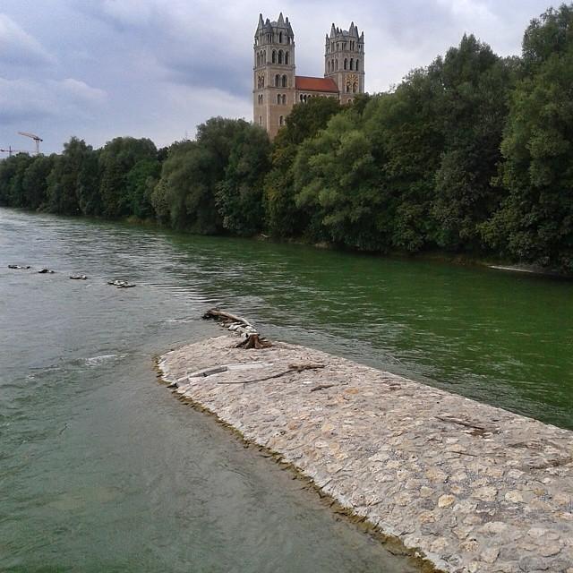 Kaunis Isar-joki
