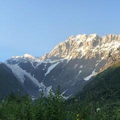 Quelque part entre Lentekhi et Ushguli #caucase #latergram #georgia