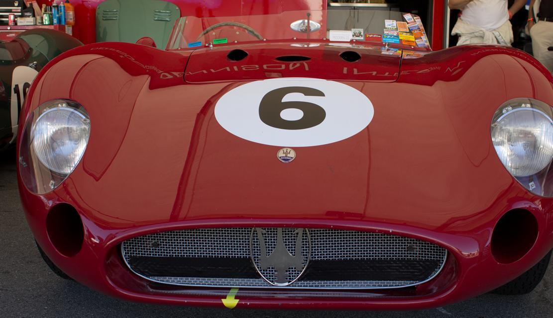 1957 Maserati 300S (4)