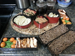 Bento boxes for August 19, 2014