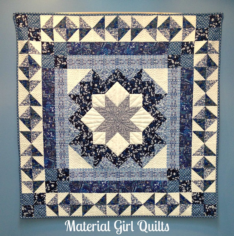 Miss January - American Patchwork & Quilting 2015 Calendar