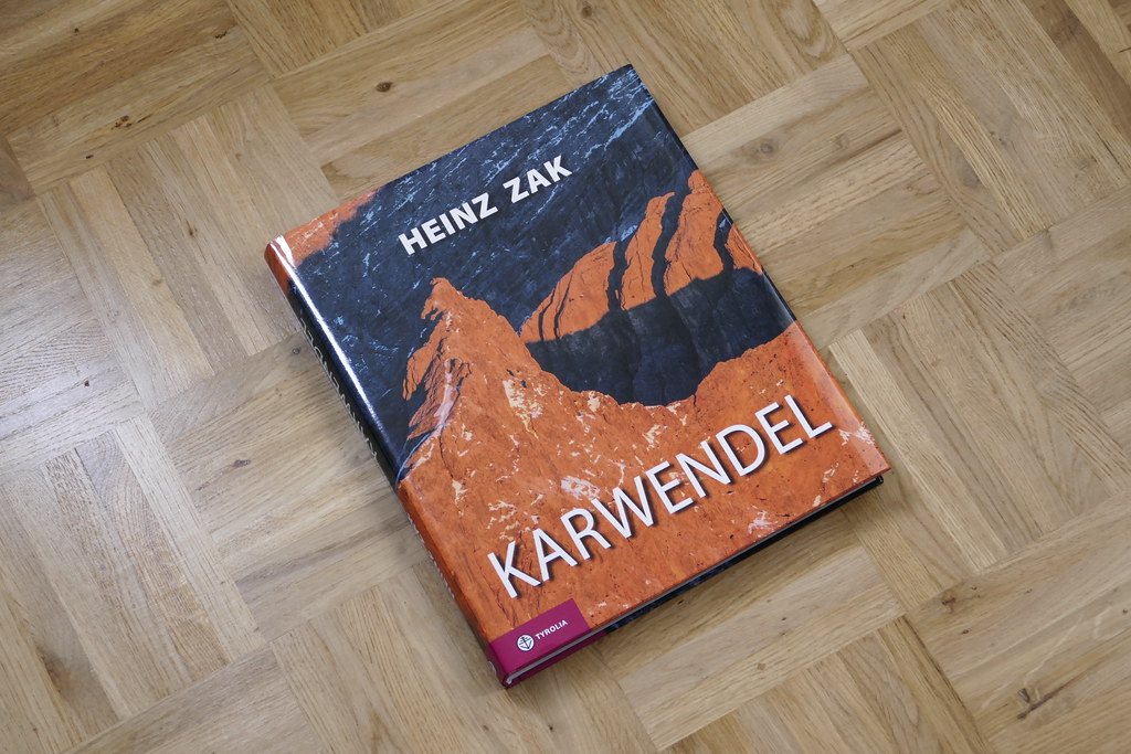 Karwendel by Heinz Zak