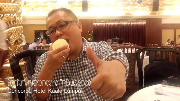 Mooncake  Concorde  Hotel Kuala Lumpur 2