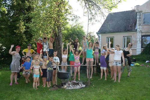 """Life Without Gluten"" children camp"