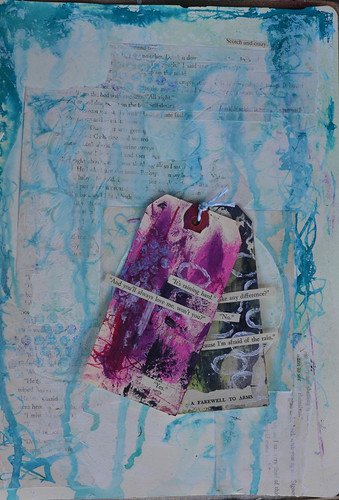 Art Journal Layering class
