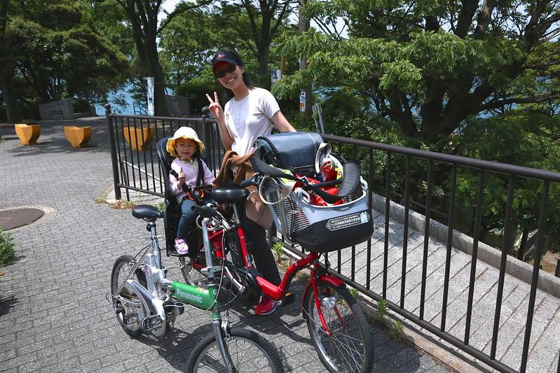 小姐寶妹和租來的腳踏車