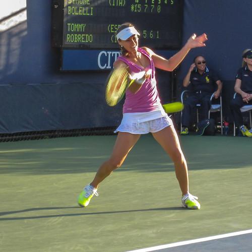 good tennis