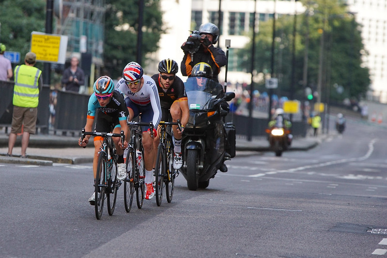 Tour of Britain 2014 - Stage 8 - London-98