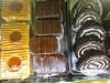 sweets at Rosa Salva