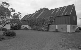 Ranheim Nedre - Låven og gårdstunet (1982)