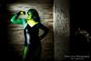 She-Hulk Flex
