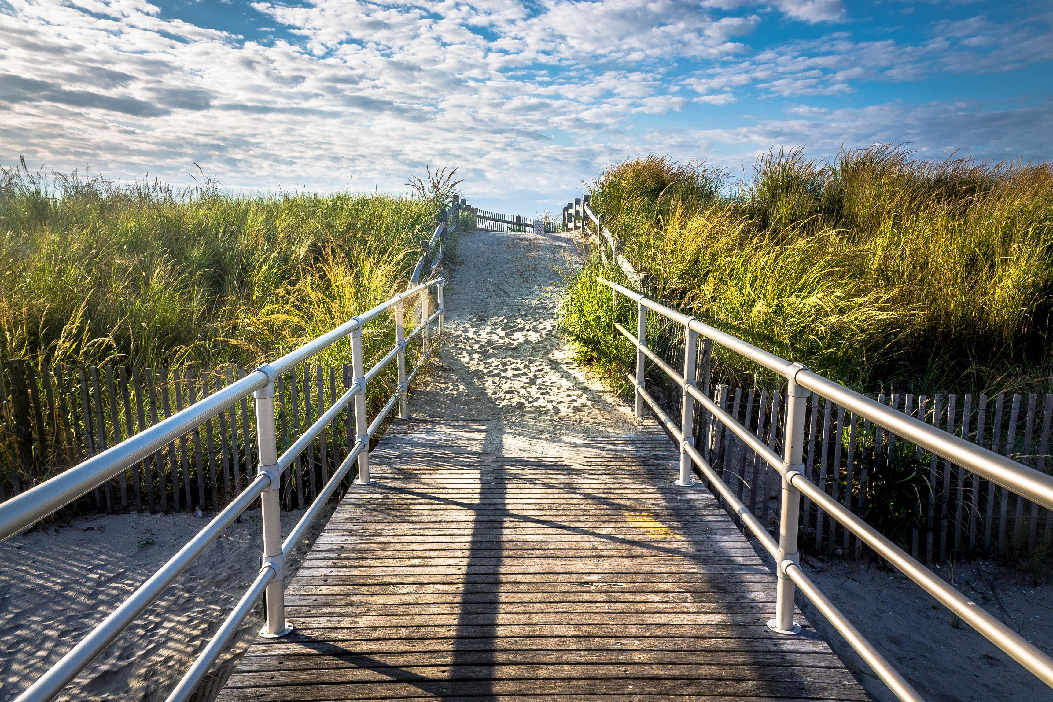 Beach: This Way