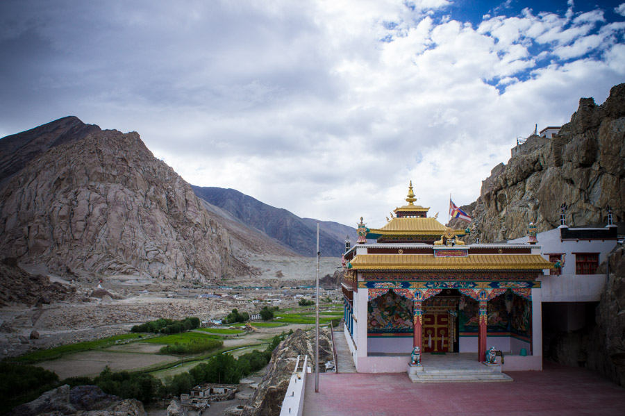 Tangste Gompa