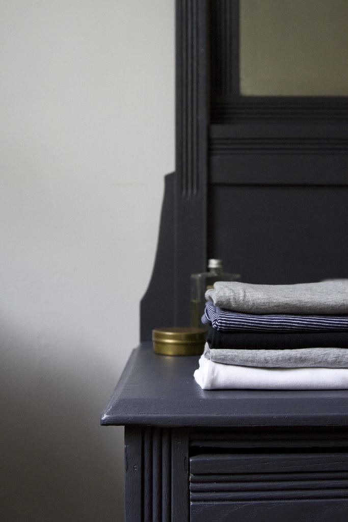 minimalist wardrobe - basics