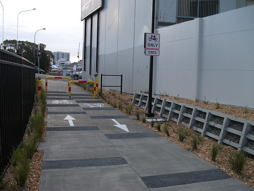 cycle track auckland