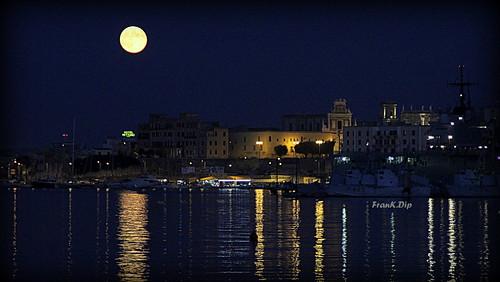 ... mille e Luna notte