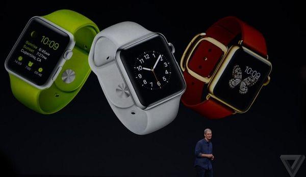 Цена Apple Watch