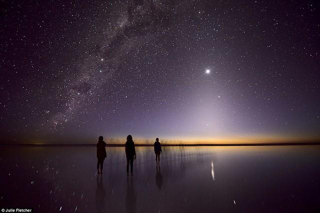 The zodiacal light