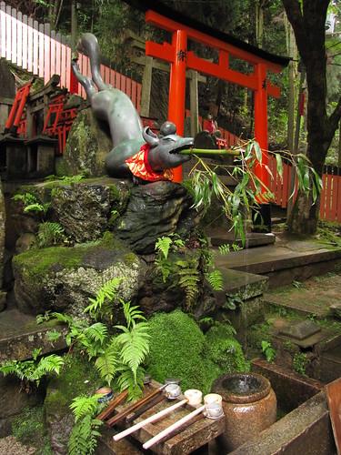 Templo y Naturaleza