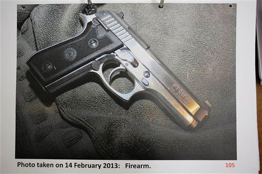 Policiales   Fotos Pistorius