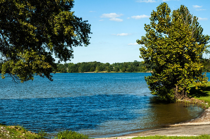 Hardy Lake State Recreation Area - September 7, 2014