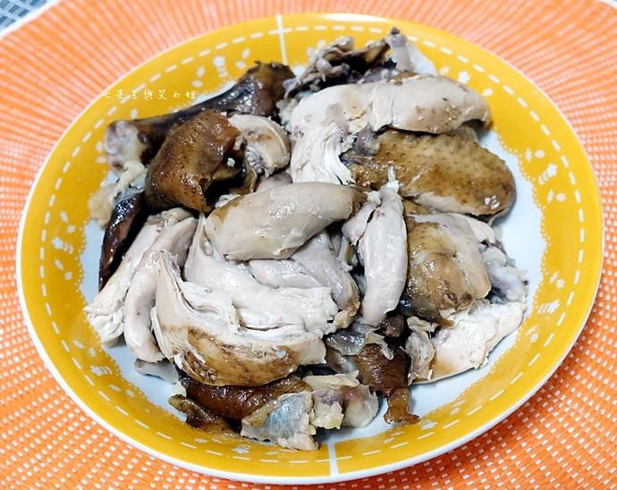 16 永寶餐廳山東燒雞墨魚香腸