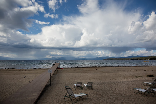 california lake beach clouds pier day cloudy sandy tahoe laketahoe northshore tahoevista 38733tahoeclouds