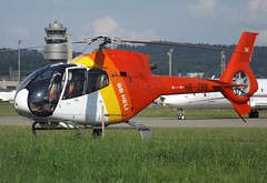 HB-ZBB EC120 Zurich 07-09-14