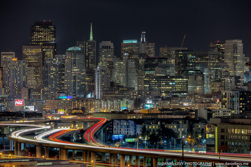 San Francisco Fireworks New Years Eve