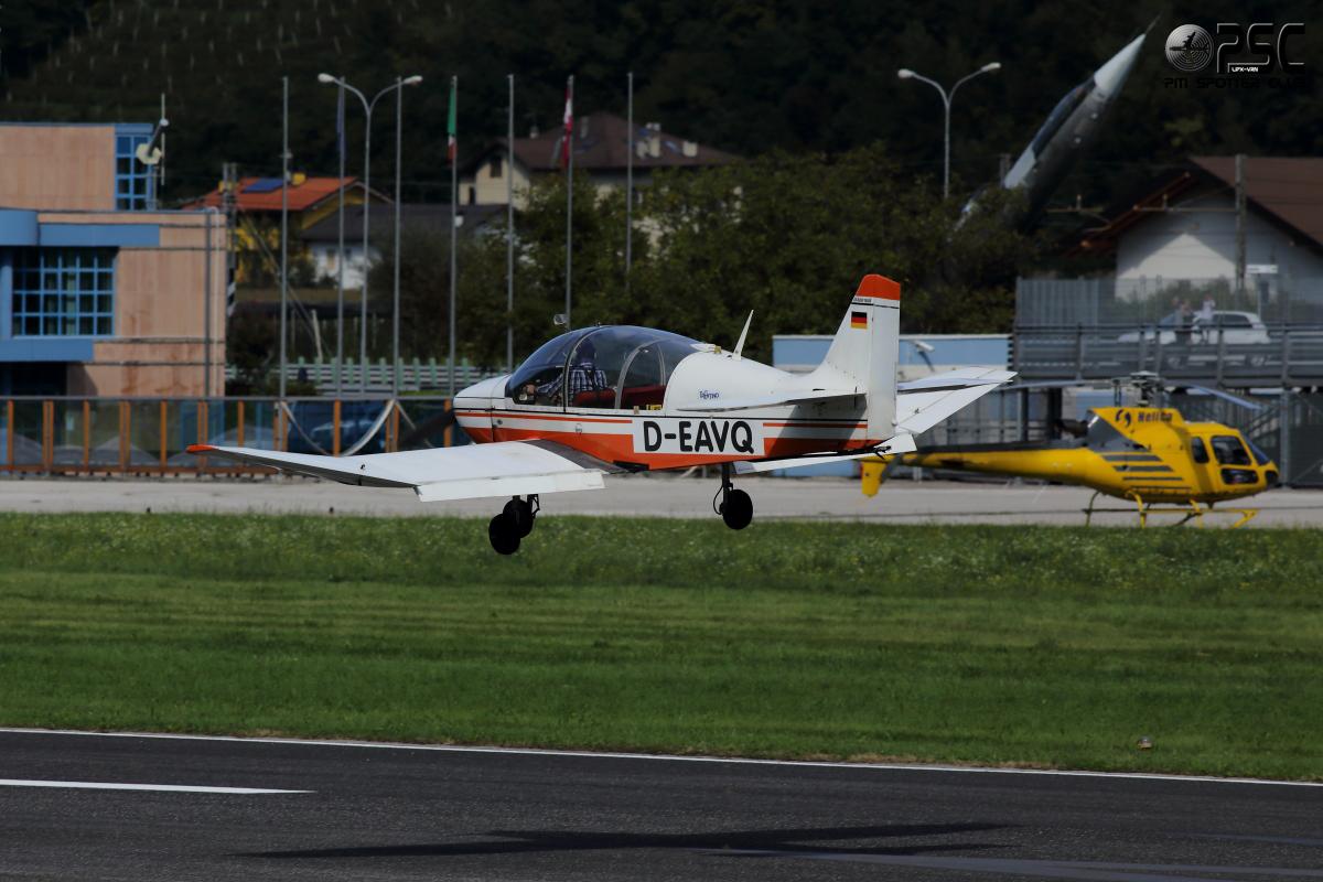 Aeroporto Trento : Aeroporto di trento mattarello
