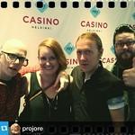 Casino Helsinki kiittää kaikkia eilisen @radiosuomipop'in Eturivikeikkaan osallistuneita!  Pysykää kuulolla, lisää #Eturivikeikka -tapahtumia luvassa!  #apulanta #casinohelsinki #radiosuomipop #helsinki #kasino #eturivi   #Repost from @projore  ---  Sano
