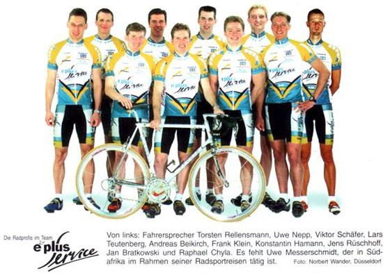Team E-Plus Service 1997
