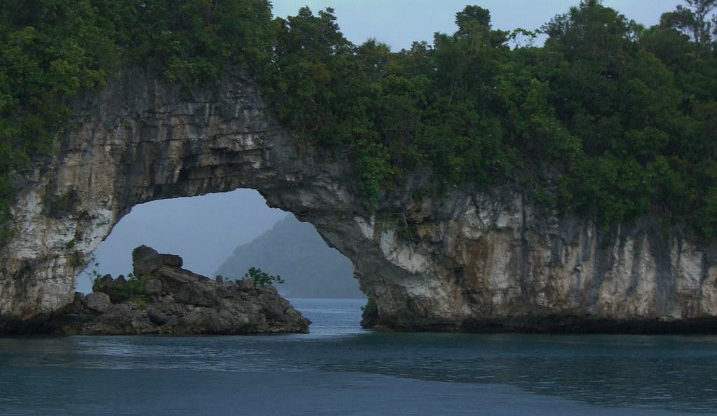Palau The Rain