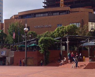 Nordstrom Downtown Portland