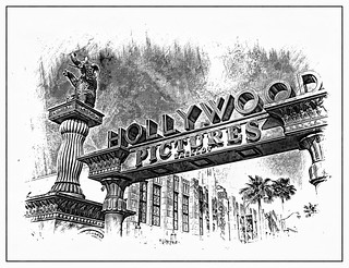 Hollywood Pictures Sign