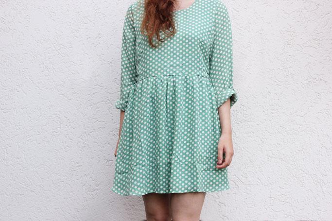 Poppy Lux mia dress - poppy lux smock dress