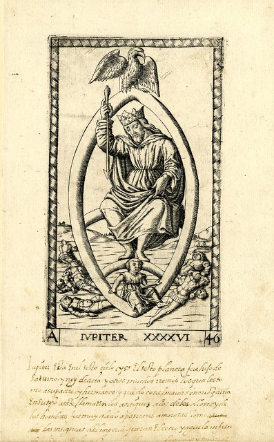 004-Jupiter-Tarot Mantegna-© The Trustees of the British