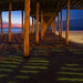 Under the Pier ... in the Morning by Ken Krach Photography