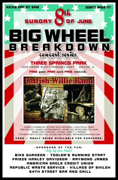 Big Wheel Breakdown 6-8-14