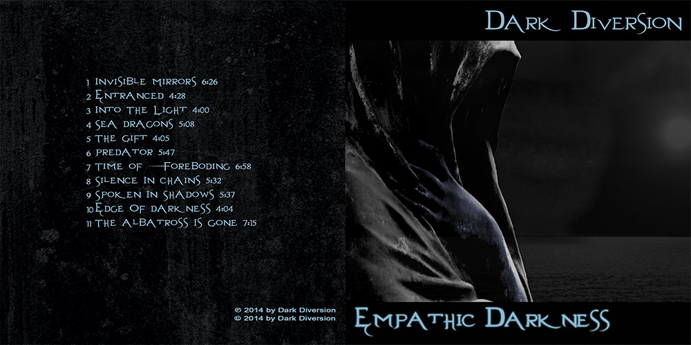 Empathic Darkness CD