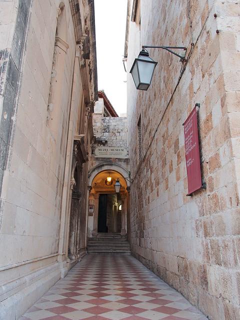 方濟會修道院與老藥房