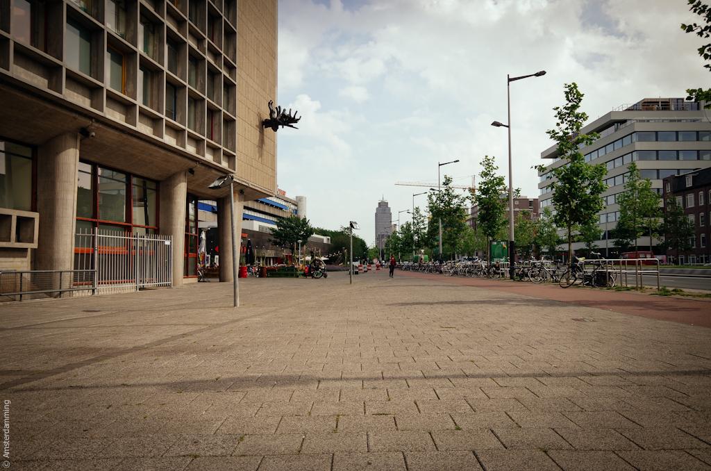 Amsterdam East: Wibautstraat
