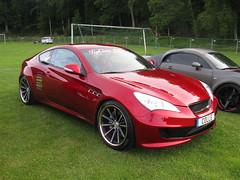 automobile(1.0), automotive exterior(1.0), wheel(1.0), vehicle(1.0), automotive design(1.0), rim(1.0), mid-size car(1.0), hyundai genesis coupe(1.0), bumper(1.0), land vehicle(1.0), luxury vehicle(1.0), coupã©(1.0), supercar(1.0), sports car(1.0),